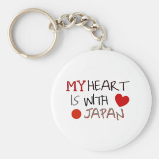 Japan Relief Keychain