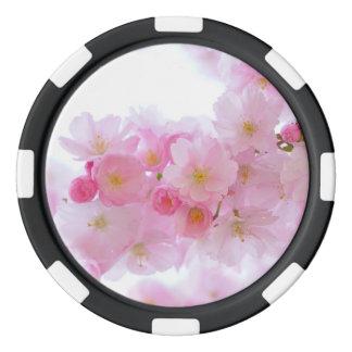 Japan Sakura Cherry Poker Chips