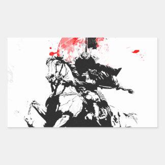 Japan Samurai Sticker