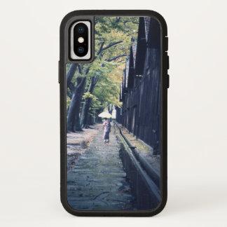 Japan scene-1 iPhone X Case-Mate iPhone Case