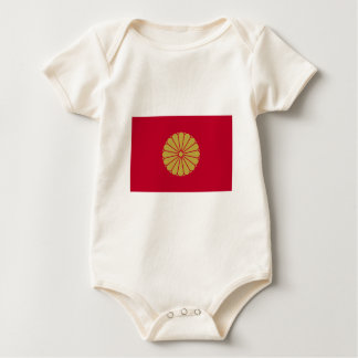 Japan Sessyo Flag Baby Bodysuit
