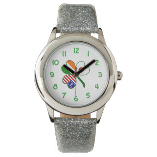 Japan Shamrock Wristwatch