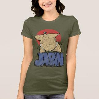 Japan Sumo Vintage T-Shirt