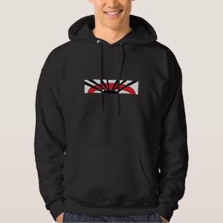 Japan sun hoddie hoodie