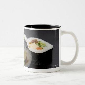 Japan, Tokyo, Shibuya Two-Tone Coffee Mug