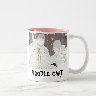 Japan trip Two-Tone coffee mug