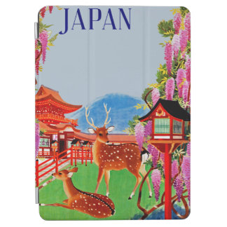 Japan with Deer iPad Air Cover