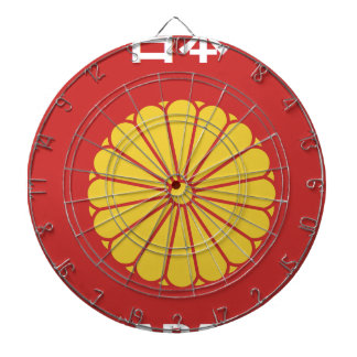 Japanese - 日本 - 日本人 dartboard
