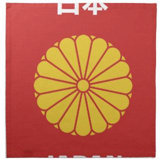 Japanese - 日本 - 日本人 napkin