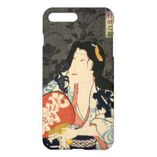 Japanese actor (#12) (Vintage Japanese print) iPhone 8 Plus/7 Plus Case