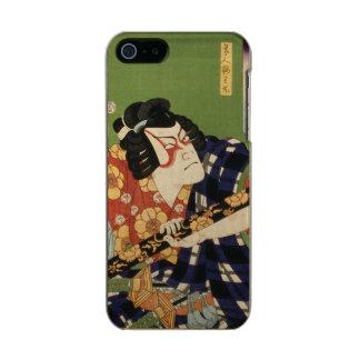Japanese actor (#1) (Vintage Japanese print) Incipio Feather® Shine iPhone 5 Case