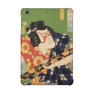Japanese actor (#1) (Vintage Japanese print) iPad Mini Retina Covers