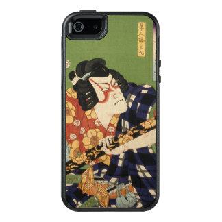 Japanese actor (#1) (Vintage Japanese print) OtterBox iPhone 5/5s/SE Case