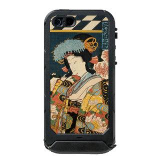 Japanese actor (#2) (Vintage Japanese print) Incipio ATLAS ID™ iPhone 5 Case