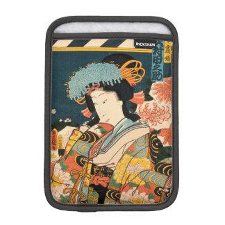 Japanese actor (#2) (Vintage Japanese print) iPad Mini Sleeve