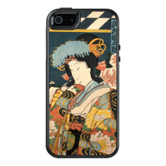 Japanese actor (#2) (Vintage Japanese print) OtterBox iPhone 5/5s/SE Case