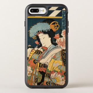 Japanese actor (#2) (Vintage Japanese print) OtterBox Symmetry iPhone 8 Plus/7 Plus Case
