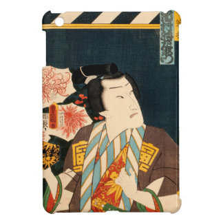 Japanese actor (#3) (Vintage Japanese print) Case For The iPad Mini