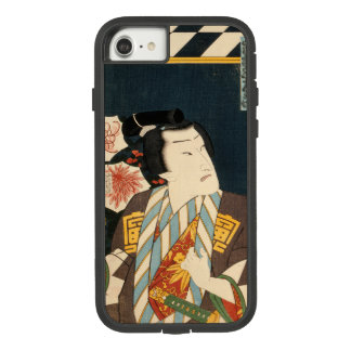 Japanese actor (#3) (Vintage Japanese print) Case-Mate Tough Extreme iPhone 8/7 Case