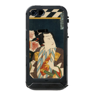 Japanese actor (#3) (Vintage Japanese print) Incipio ATLAS ID™ iPhone 5 Case