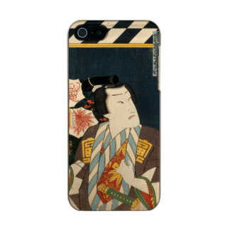 Japanese actor (#3) (Vintage Japanese print) Incipio Feather® Shine iPhone 5 Case