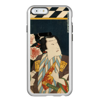 Japanese actor (#3) (Vintage Japanese print) Incipio Feather® Shine iPhone 6 Case