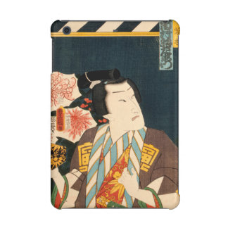 Japanese actor (#3) (Vintage Japanese print) iPad Mini Case