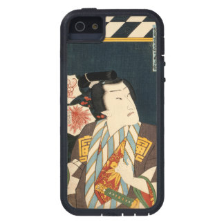 Japanese actor (#3) (Vintage Japanese print) iPhone 5 Case