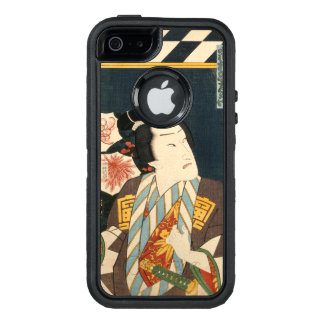 Japanese actor (#3) (Vintage Japanese print) OtterBox Defender iPhone Case