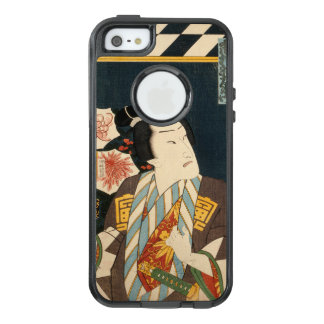Japanese actor (#3) (Vintage Japanese print) OtterBox iPhone 5/5s/SE Case