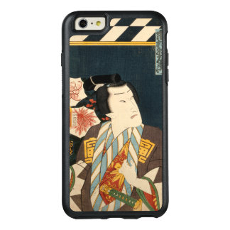 Japanese actor (#3) (Vintage Japanese print) OtterBox iPhone 6/6s Plus Case