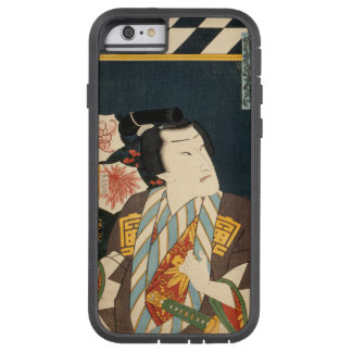 Japanese actor (#3) (Vintage Japanese print) Tough Xtreme iPhone 6 Case