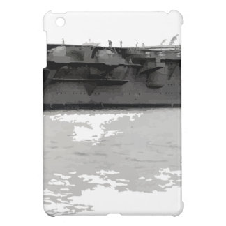 Japanese_aircraft_carrier_Hiryu_1939_cropped Case For The iPad Mini