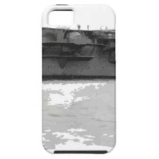 Japanese_aircraft_carrier_Hiryu_1939_cropped iPhone 5 Cover