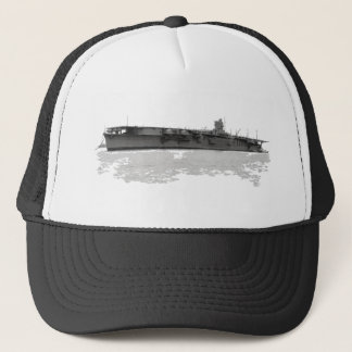 Japanese_aircraft_carrier_Hiryu_1939_cropped Trucker Hat