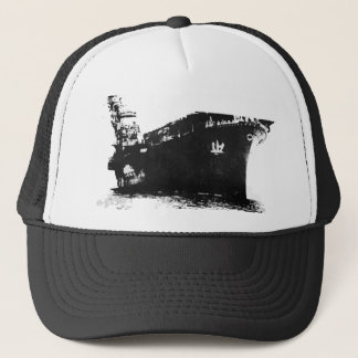 Japanese_aircraft_carrier_Hiyo Trucker Hat