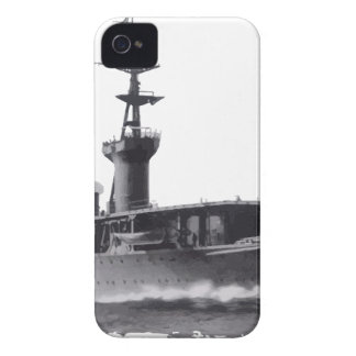 Japanese_aircraft_carrier_Hosho_1922 iPhone 4 Case