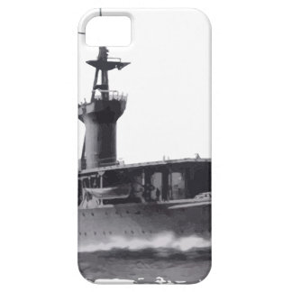 Japanese_aircraft_carrier_Hosho_1922 iPhone 5 Cover