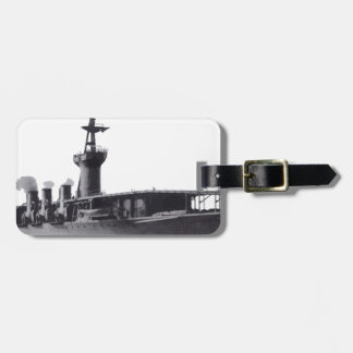 Japanese_aircraft_carrier_Hosho_1922 Luggage Tag