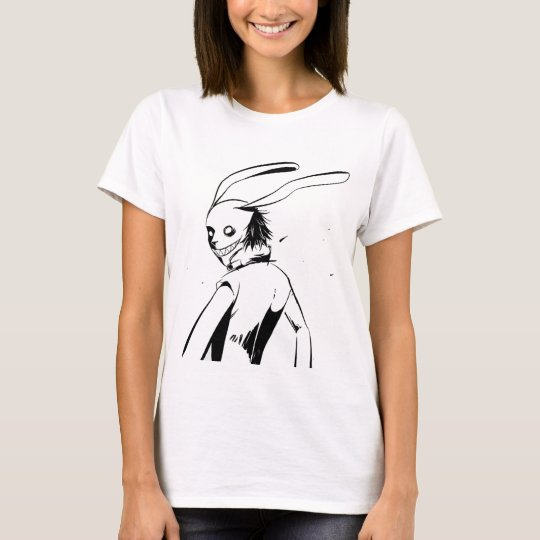 Japanese animation Ninja Warrior T Shirt