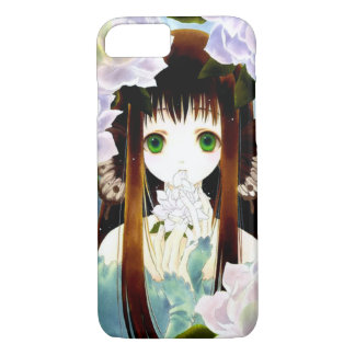 Japanese Anime Fantasy Butterfly Goddess iPhone iPhone 7 Case