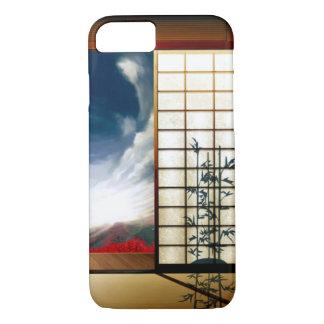 Japanese Anime Fantasy Dojo Scene Custom iPhone iPhone 7 Case