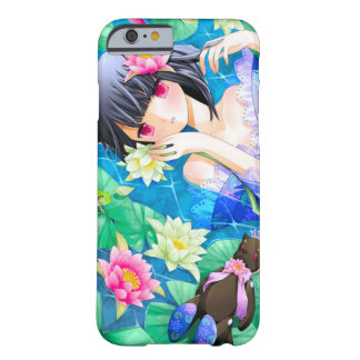 Japanese Anime Lily Faerie Girl iPhone Barely There iPhone 6 Case