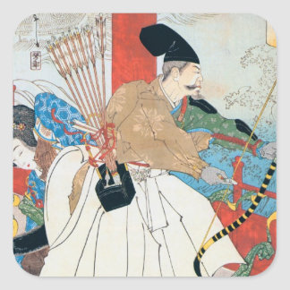 JAPANESE ARCHER STICKER