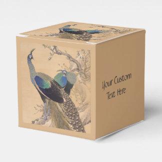 Japanese Art custom favor box