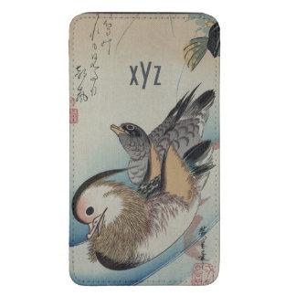 Japanese Art custom phone pouches Galaxy S5 Pouch