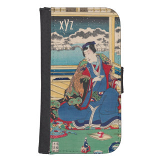 Japanese Art custom wallet cases