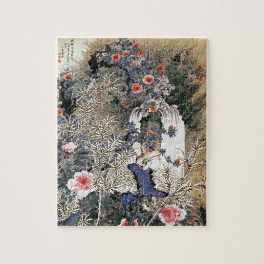 Japanese art puzzle