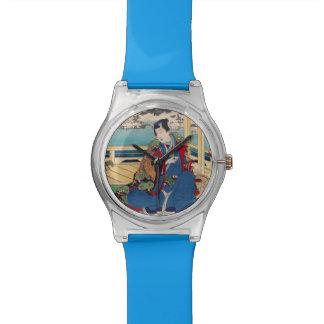 Japanese Art watches