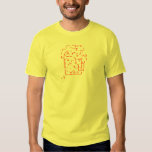 Japanese ASCII Art「beer」 T Shirts